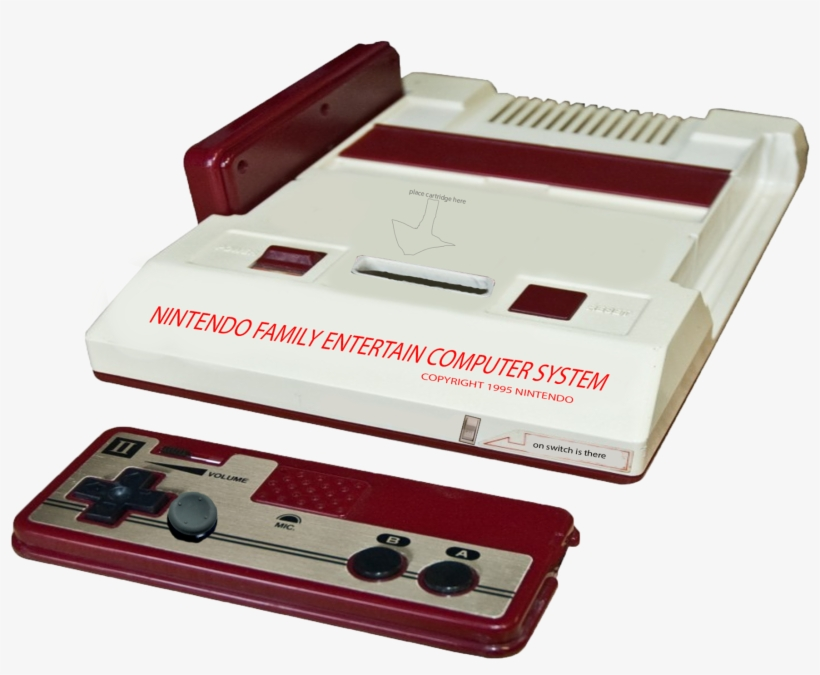 Nintendo Family Entertainment Computer System - Wiki, transparent png #5575323