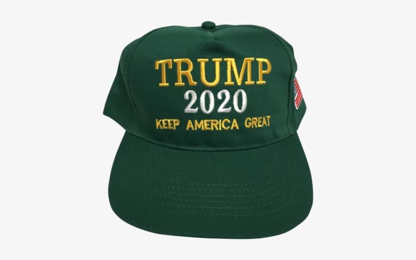 Trump 2020 Hat Keep America Great Again Maga Baseball - Baseball Cap, transparent png #5579744
