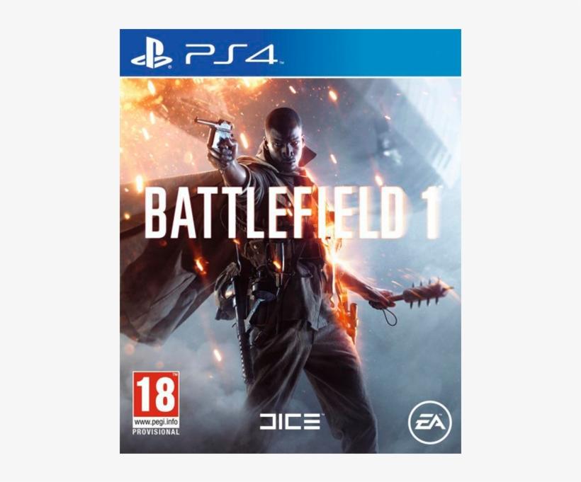 Battlefield 1 Ps4 - Battlefield 1 Price Ps4, transparent png #5586605