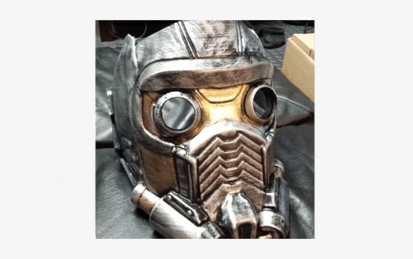 Image Of 3d Printed Mask - 3d Printed Robot Mask, transparent png #5591302