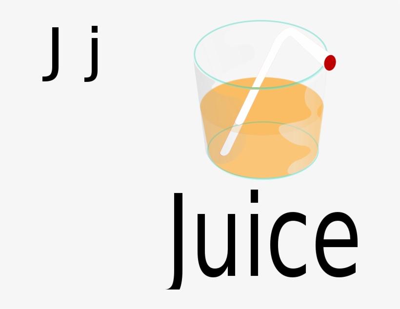 Free J For Juice - Letra J En Ingles, transparent png #5599846