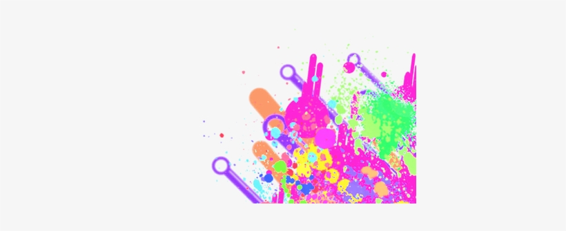 Paint Splatter Vector » 4k Pictures - Paint Splatter, transparent png #560182