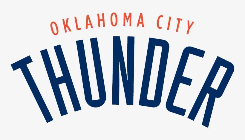 Oklahoma City Thunder Logo Png - Okc Thunder Logo Transparent, transparent png #560717