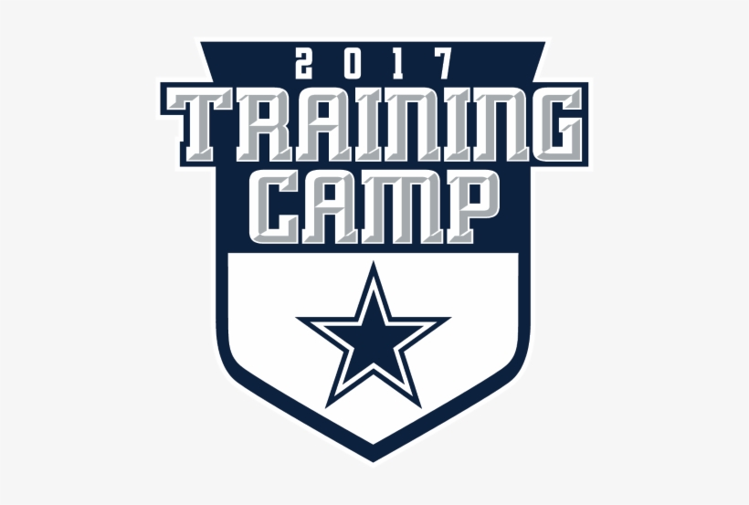 Dallas Cowboys Training Camp - Dallas Cowboys Training Camp Schedule 2017, transparent png #561662