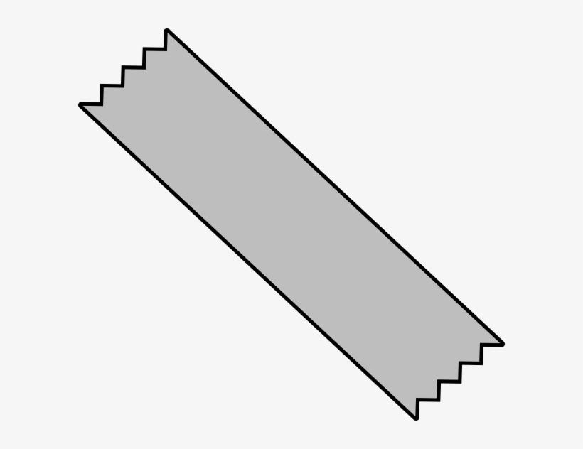 Transparent Tape Clip Art - Duct Tape Clipart, transparent png #562435