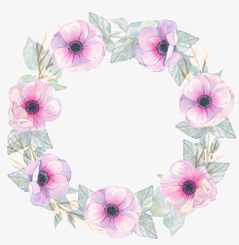 This Graphics Is Comparable Printing Garland Png Transparent - Flower, transparent png #563018