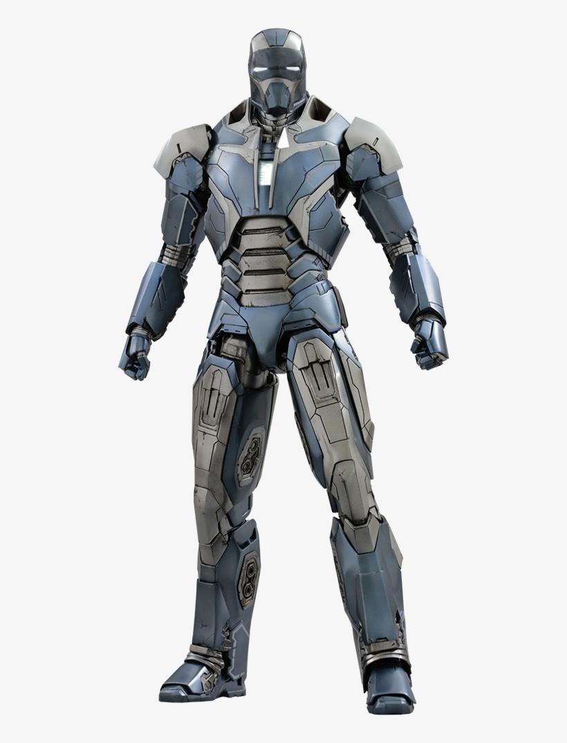 Mark - Hot Toys Iron Man Mark Xl - Shotgun, transparent png #563225