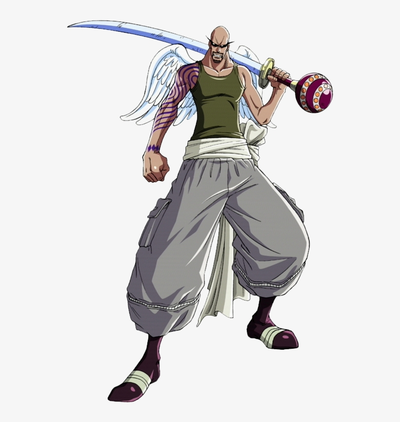 A Full Body View Of Ohm - Sacerdotes Enel One Piece - Free ...