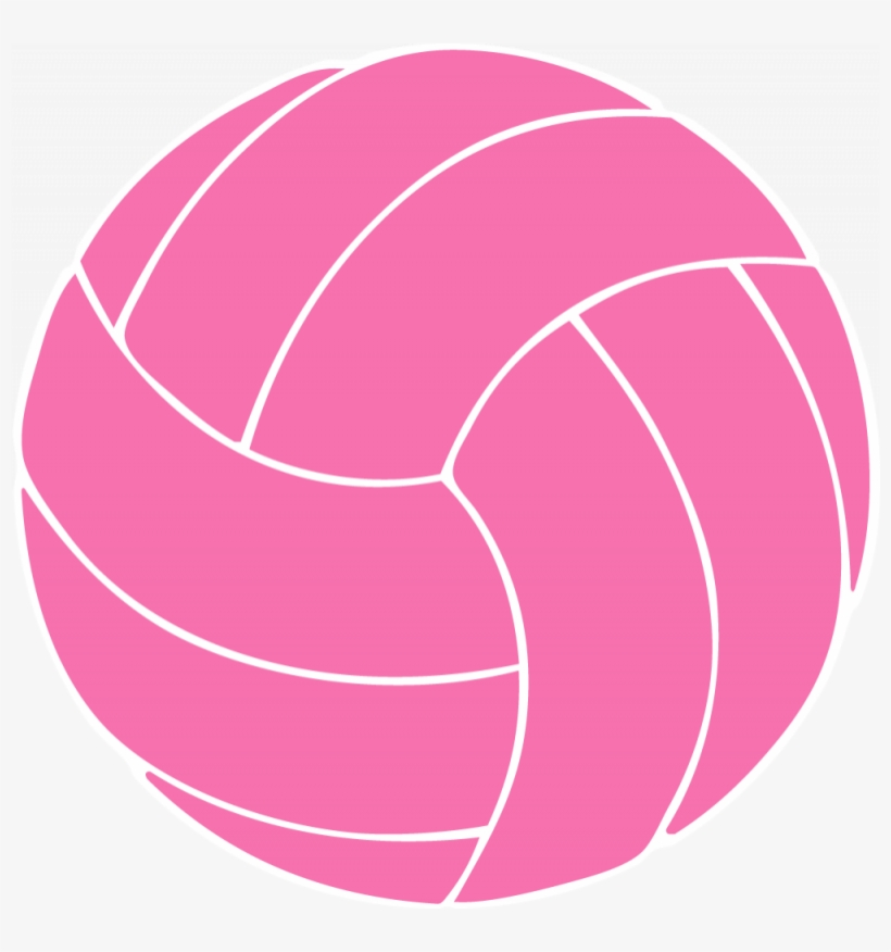 Volleyball Net Png - Volleyball Clipart Black, transparent png #564618