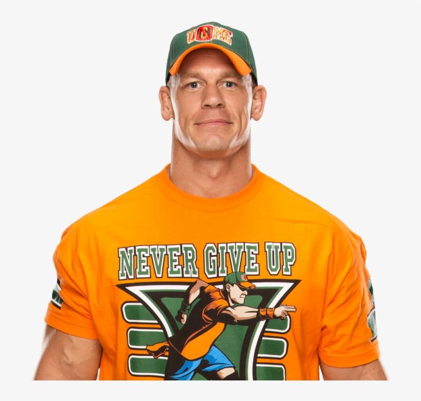 John Cena 2016 Png - John Cena In Orange, transparent png #565713