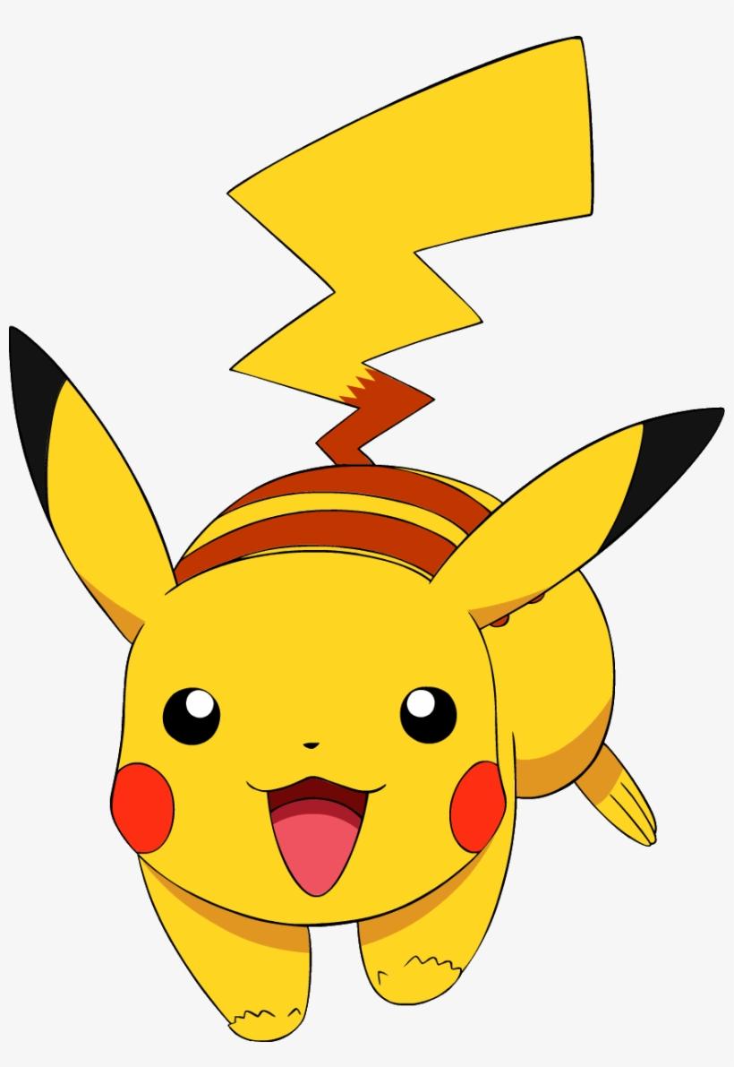025pikachu Os Anime 8 - Pikachu Small Face, transparent png #565851