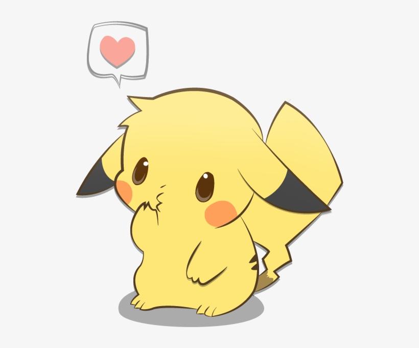 Pikachu Clipart Kawaii Pikachu Kawaii Free Transparent Png