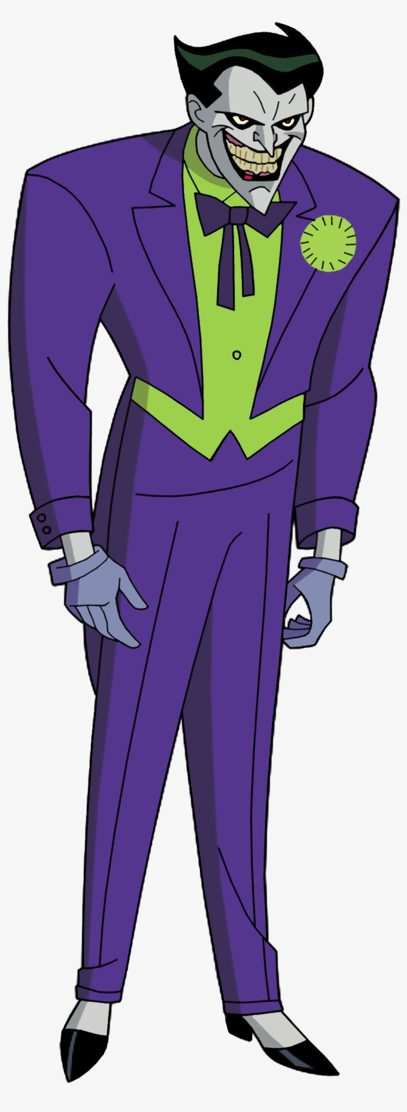Image Png Villains Wiki Clip Art Library Library - Justice League 2001 Joker, transparent png #568433