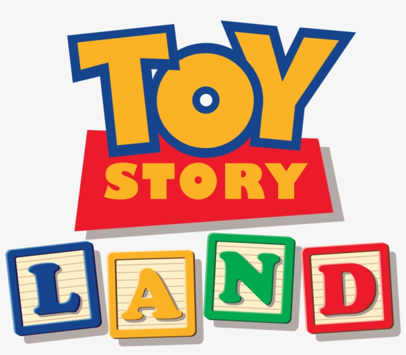 The Toy Story Land Opening Is June 30, - Toy Story Land Disney Logo, transparent png #568756