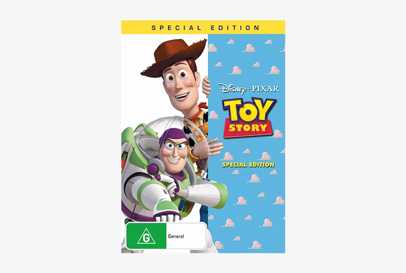 Toy Story Blu-ray/dvd Combo Pack, transparent png #568997