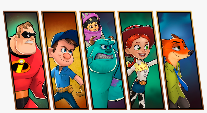 Battle Mode Invites Players On A Heroic Quest Where - Disney Heroes Battle Mode Woody, transparent png #569089