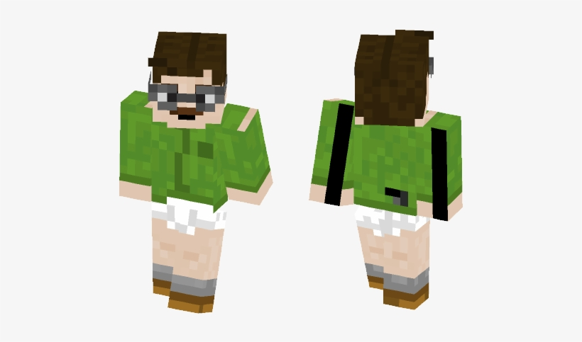 Walter White - Breaking Bad - Short Haired Skin Minecraft, transparent png #569191