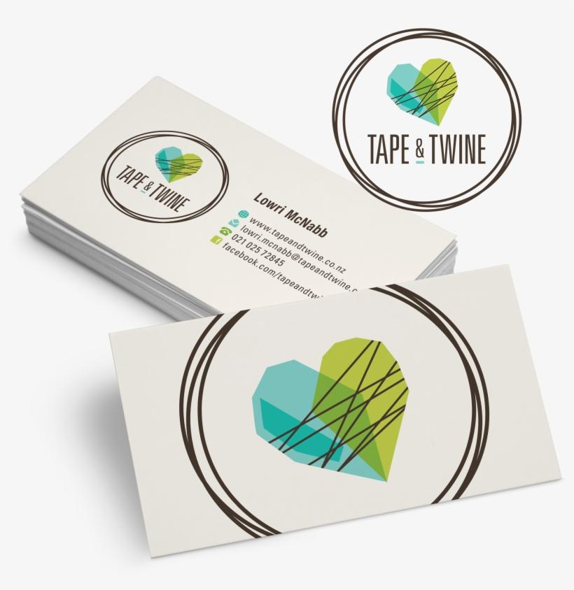 Logo Business Card Design By Pecas - Circle Logo Business Cards, transparent png #569815