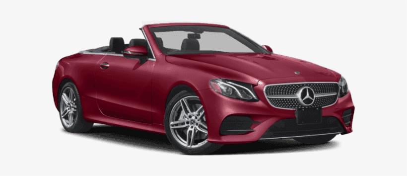 New 2019 Mercedes Benz E Class E - Mercedes E Class 2018 Red Png, transparent png #5618013