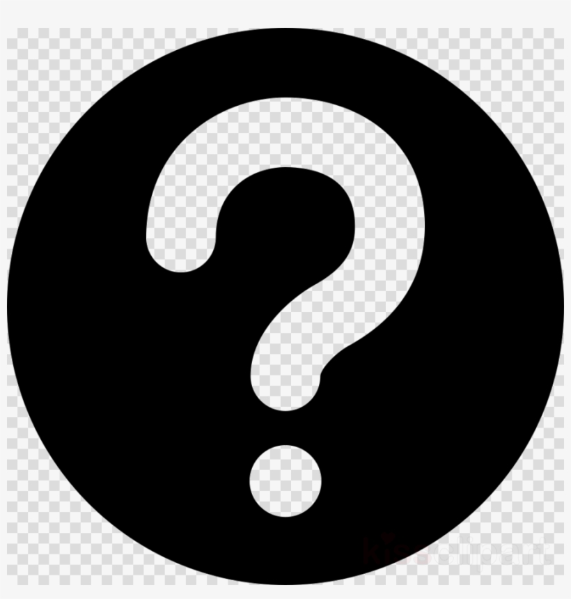 Question mark transparent background. Button clipart computer icons