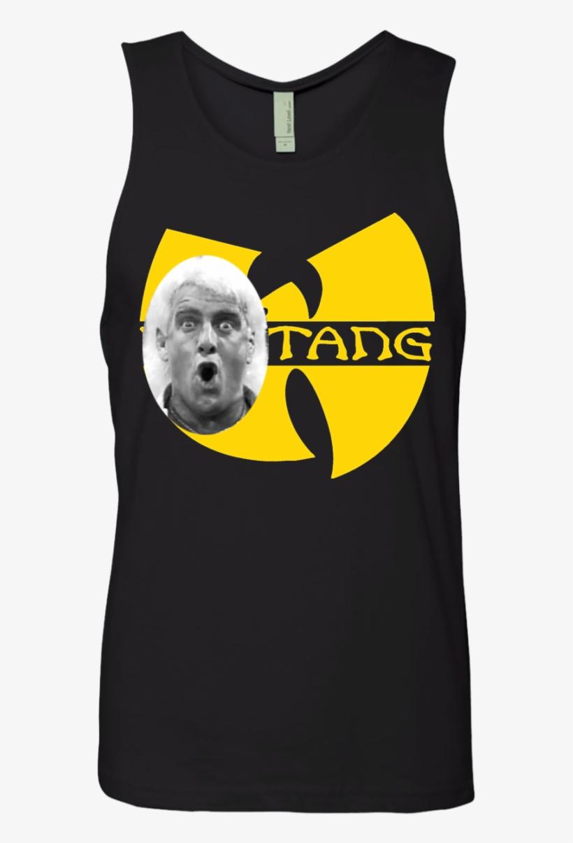 Wu Tang Tank Top - Wu Tang Clan, transparent png #5626514