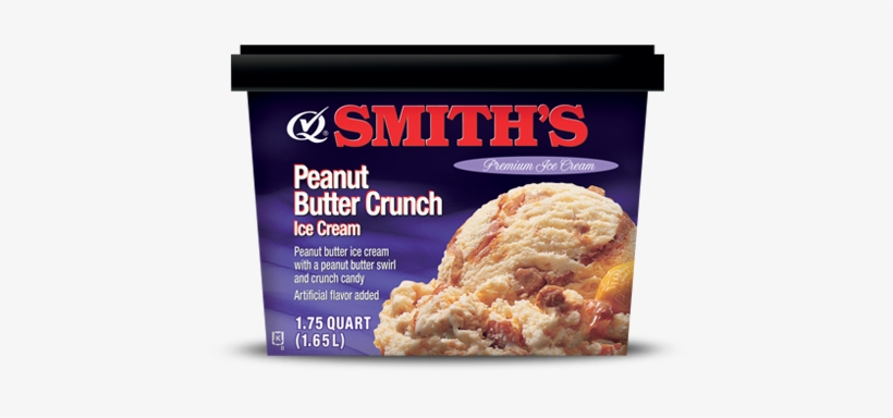 Smith's Chocolate Chip Cookie Dough Ice Cream, 1.75, transparent png #5633120
