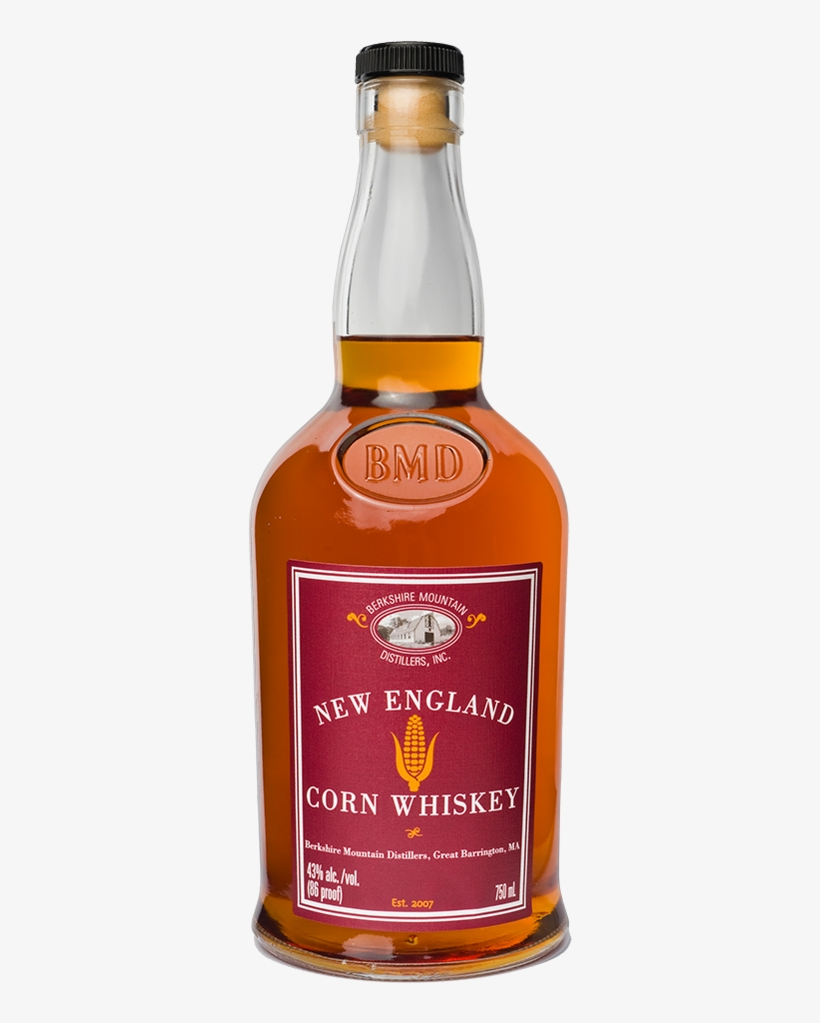 New England Corn Whiskey - Berkshire Mountain Distillers Ragged Mountain Rum, transparent png #5654520