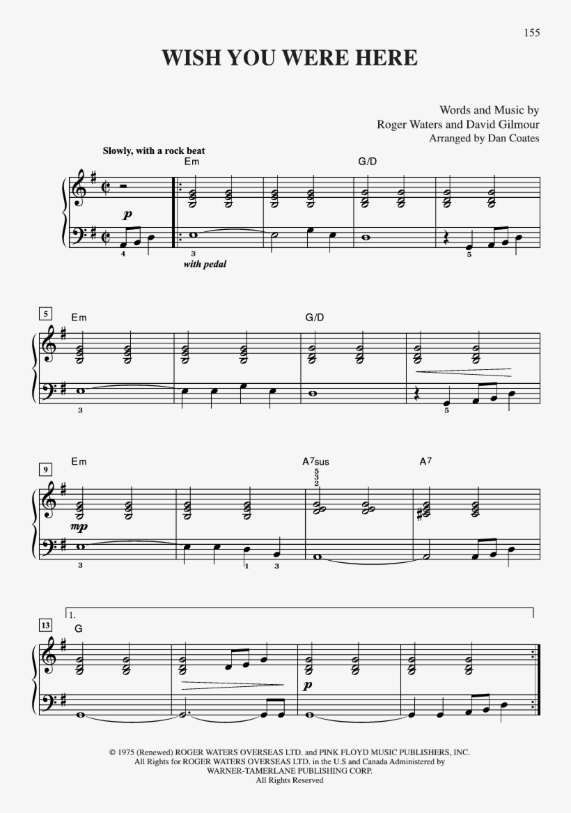 Rolling Stone Easy Piano Classics Thumbnail - Rolling Stone Easy Piano Sheet Music Classics Vol 1, transparent png #5661684