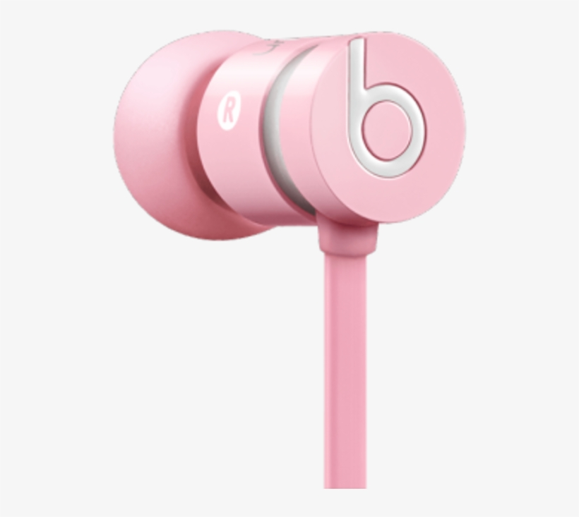 Thanks For Watching Visit Website - Beats Urbeats In Ear Headphones Nicki Pink, transparent png #5661685