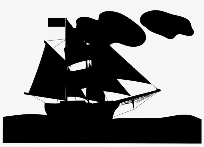Download Png - Sailing Ship, transparent png #5662057