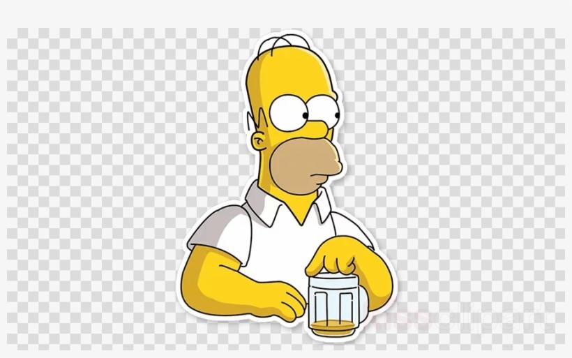 Homer Simpson Clipart Homer Simpson Bart Simpson Marge