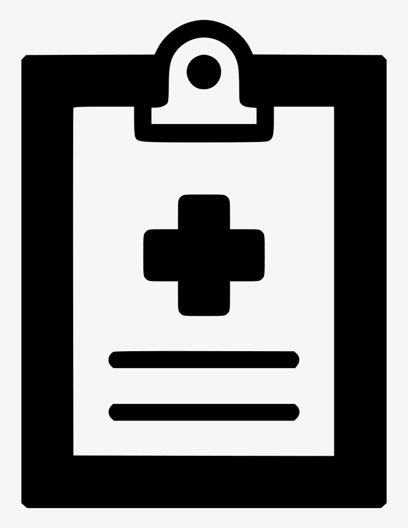 Medical Report File Pulse Clipboard Cross Comments - Whitecoat Clipboard - Blackout - Medical Edition, transparent png #5674308