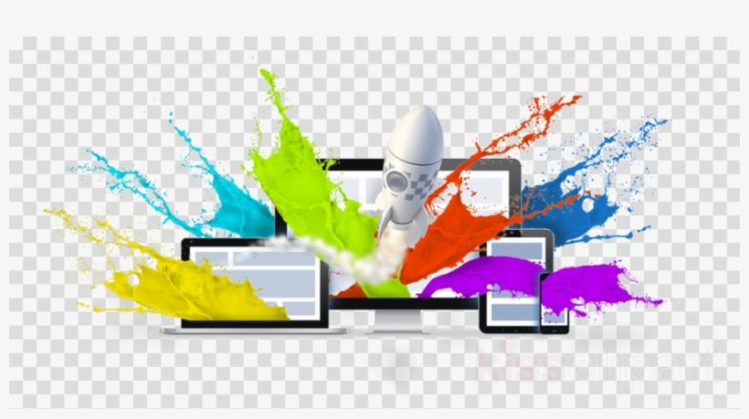Creative Web Design Png Clipart Responsive Web Design - Web Design Png, transparent png #5676092