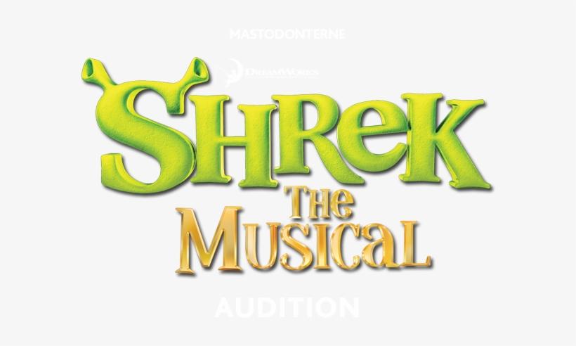 Audition Til Shrek I 2016 I Hillerød Og I København - Shrek The Musical, transparent png #5683337