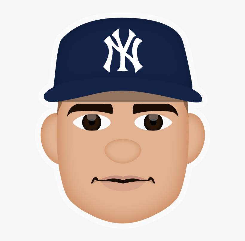 The Rays Take A 2-0 Lead And @elgarysanchez Leads Off - New York Yankees, transparent png #5690600