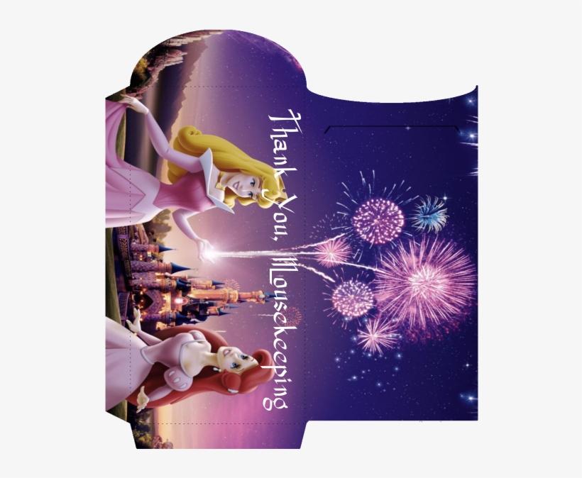 Mousekeeping Tip Envelopes - Walt Disney World Resort, transparent png #5691984