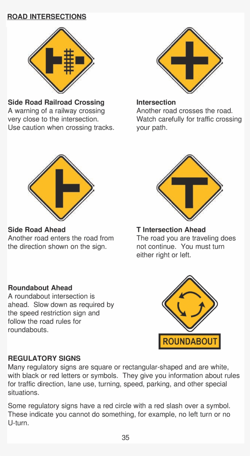 Road Intersections Side Road Railroad Crossing A Warning - Three-way Junction, transparent png #5694030