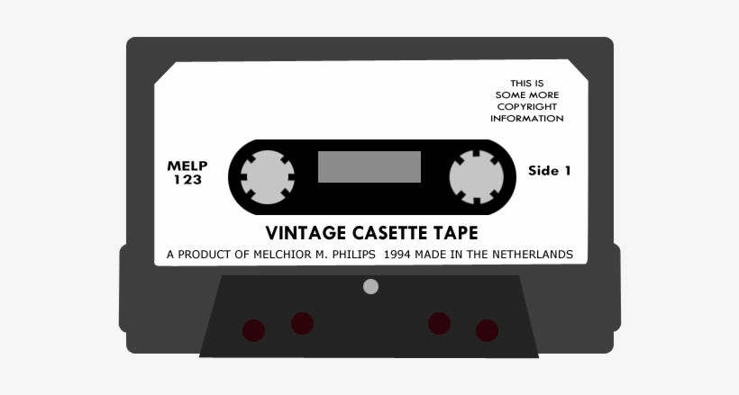Index Of Cdn Cassettetapetemplatepng - Vector Graphics, transparent png #571259