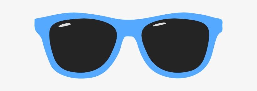 Sunglasses cool. Blue sunglass png clipart