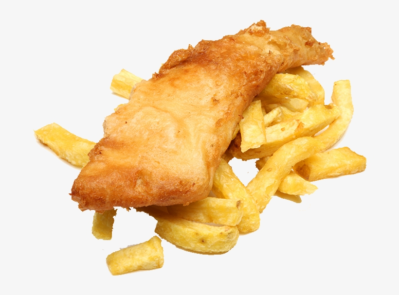 Port Union Fish & Chips Best Fish & Chips In Scarborough - Fish And Chips Clipart, transparent png #572035