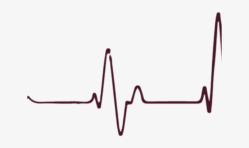Vector Heart Wave - Heart Rate Art Art, transparent png #574002