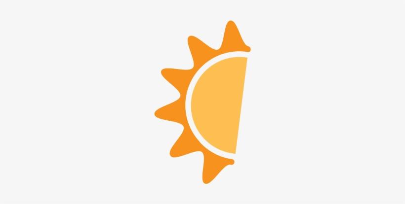 Source - Iffco Kisan - Half Of Sun Png - Free Transparent