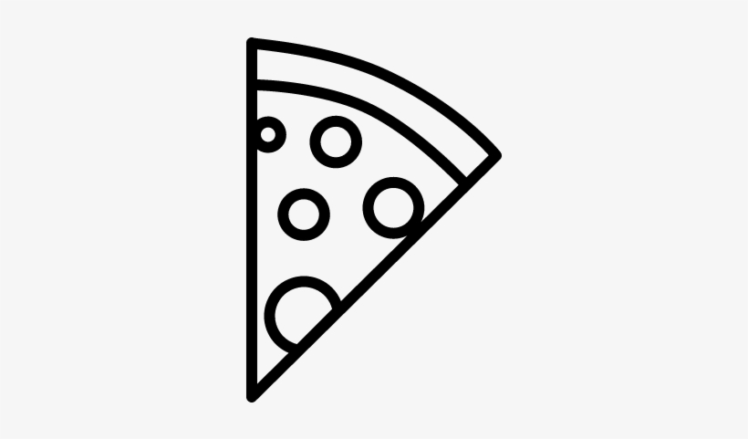 Cheese Pizza Slice Clip Art - Clip Art Pizza Slice Png Transparent Png  (#5278978) - PinClipart