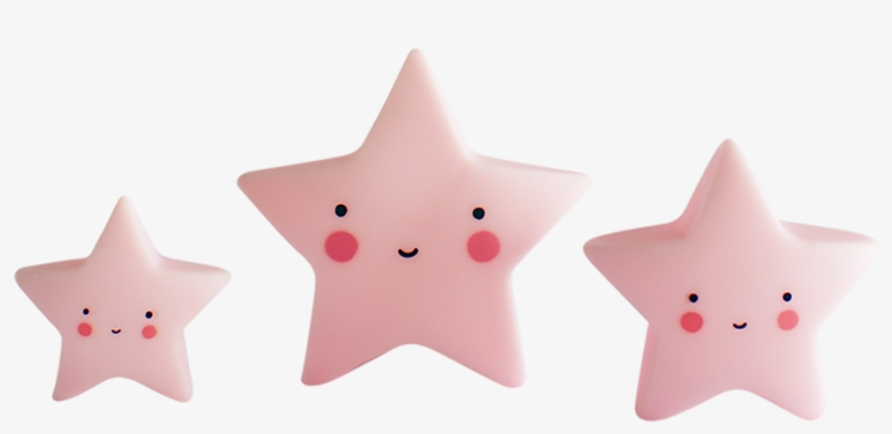 Mini Pink Star Little Lovely Company