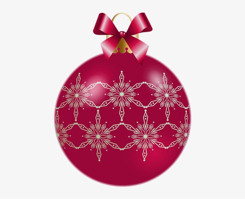 Christmas Print, Christmas Frames, Christmas Flowers, - Pink Christmas Ornament Png, transparent png #577025