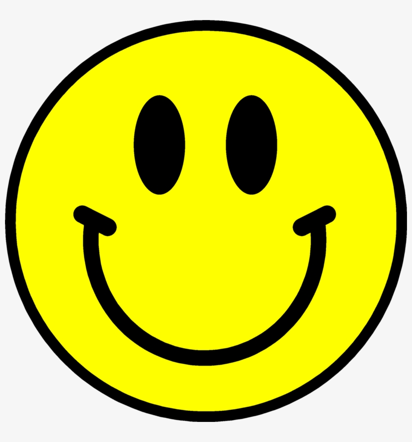 Smiley Png - Transparent Background Happy Emoji - Free
