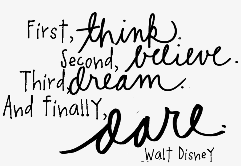 Life Quotes Png Download Black And White Disney Quote Free