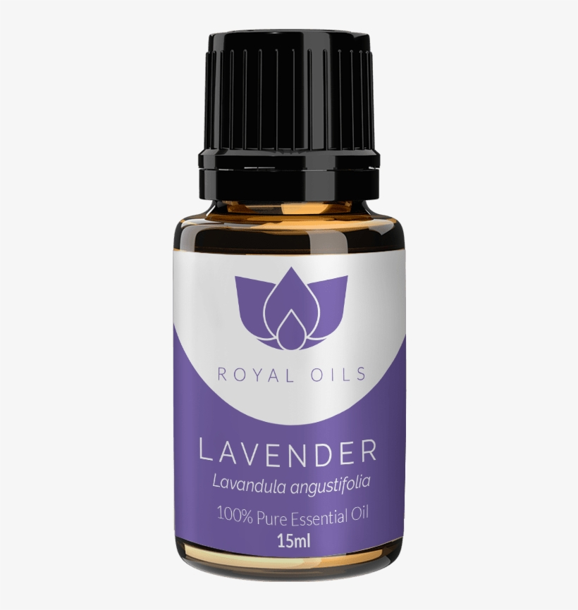Royal Oils Lavender - Royal Oils Eucalyptus Essential Oil, Blue, transparent png #5716177