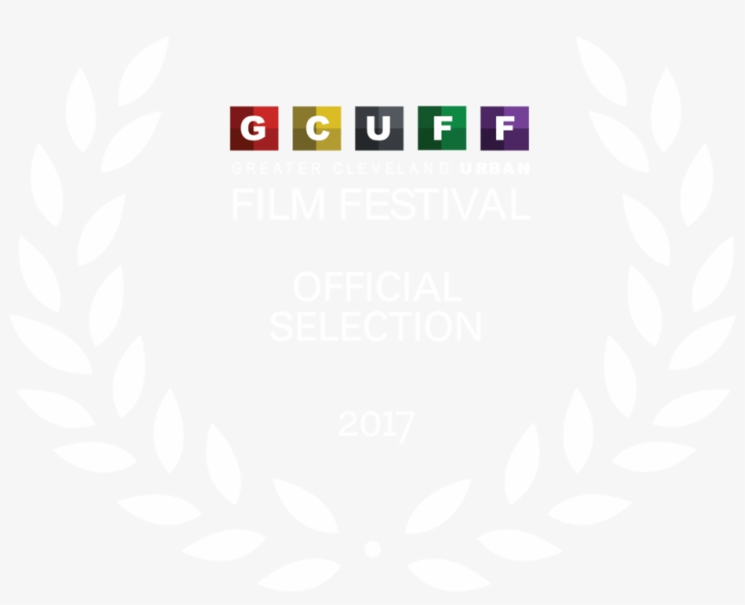Gcuff 2017 Laurel White - Greater Cleveland Urban Film Festival Festival Laurels, transparent png #5724333