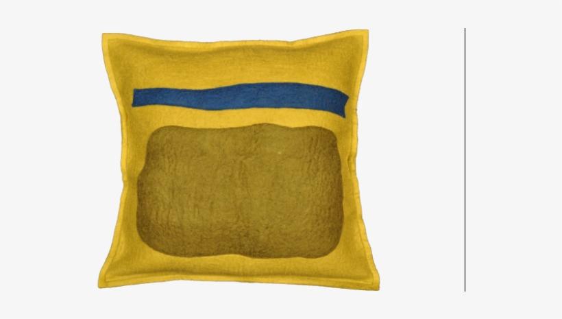 Watson & Co. Abstract Color Splash Tiki Throw Pillow, transparent png #5739986